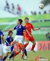 女足半决赛中国VS日本