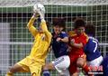 中国女足0:1负日本