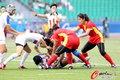 橄榄球中国51:0韩国