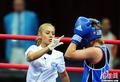 土耳其美女拳击裁判