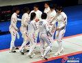 高清:女子重剑团体半决赛 中国43:28胜韩国