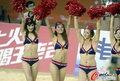 高清:女子沙排决赛 宝贝性感泳装热舞助阵