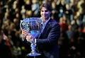 纳达尔获颁ATP年终第一