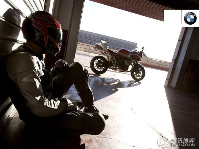 孤独骑士 彰显硬派风格的摩托单车 腾讯大秦网