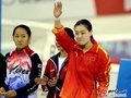 高清:女子1米跳板决赛 吴敏霞领衔出战冲金