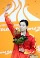 高清:1米跳板决赛 吴敏霞夺冠郑霜雪摘银
