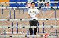 高清:男子110米栏决赛 刘翔赛前热身