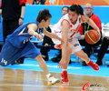 女篮晋级决赛战韩国