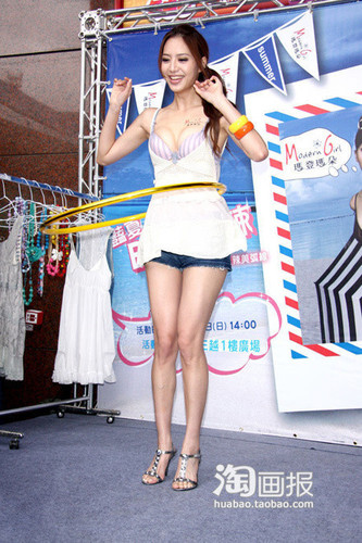 组图:娱乐圈女明星美腿大比拼