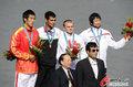 伊朗选手千米皮艇夺冠