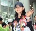 韩国五大美女出战亚运