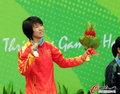 高清:女子拳击48-51公斤级 中国任灿灿夺冠
