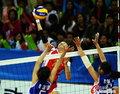 女排半决赛中国vs朝鲜