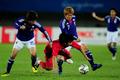 高清:男足决赛 日本1-0阿联酋夺金牌