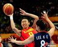 高清:中韩女篮亚运决战开幕 激烈交锋燃战火