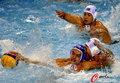 高清:男子水球决赛 中国6:7憾负哈萨克斯坦