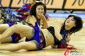 篮球宝贝性感热舞助阵
