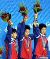 缅甸藤球女双夺冠