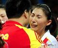 高清:中国女排惊天逆转韩国 姑娘们激动落泪