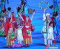 闭幕式民族风舞蹈(15)