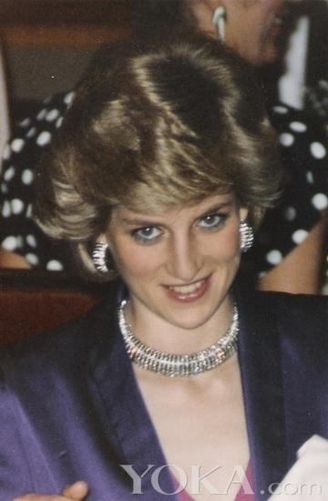 皇家气派 戴安娜王妃珠宝全记录