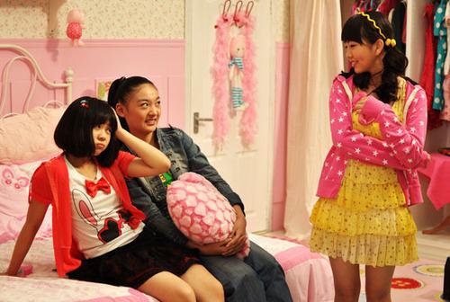 组图:《疯丫头》第2季剧照 疯丫头长大了