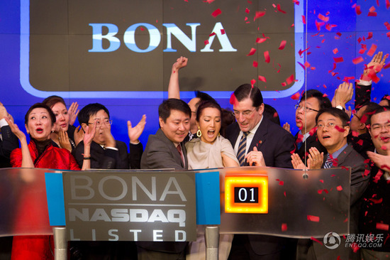 博纳影业美国上市 IPO首日报6.58美元跌22.6%