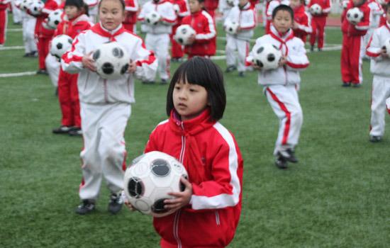 公式:盐城开发区足球创体积操小学颠球显同学面积实力组图t数学小学图片