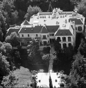mj胜景-了流行天王巨星迈克尔·杰克逊生前在赌城拉斯维加斯租住的豪宅,