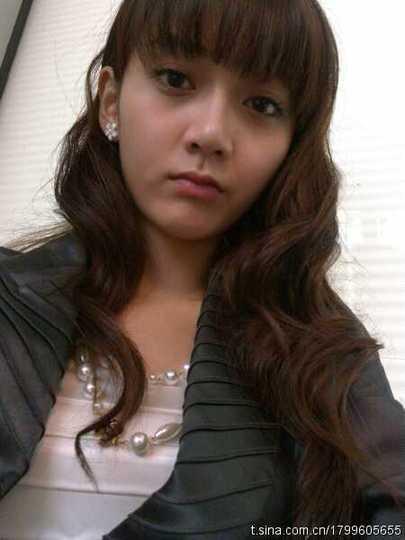 潘之琳生活图片_纯净的天使北影最新校花潘之琳可爱韩国明星