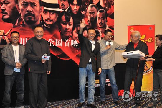 《子弹》四川话版本今上映 姜文要超《阿凡达》