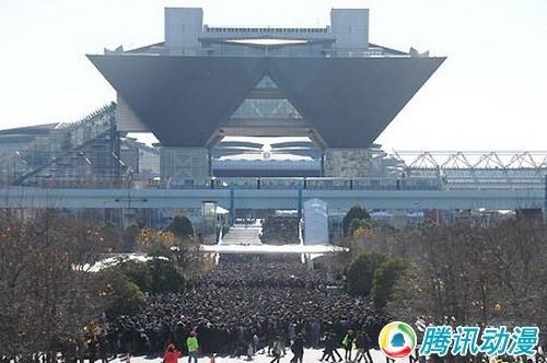 日本最大同人动漫盛会C79火热开幕