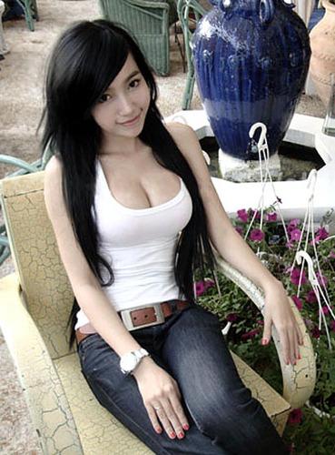 2010网络十大美女