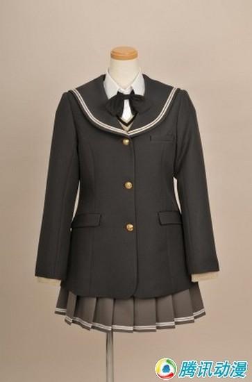 2010年最受欢迎COS制服排行榜出炉