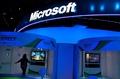 CES2011展台:微软展示windows手机