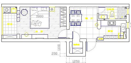 三门衣柜内部设计图 三门衣柜内部设计图 2013 07 08