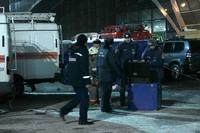 组图:莫斯科多莫杰多沃机场爆炸 百余人伤亡