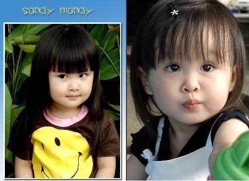 台湾人气双胞胎小姐妹最新照 长大依然动人