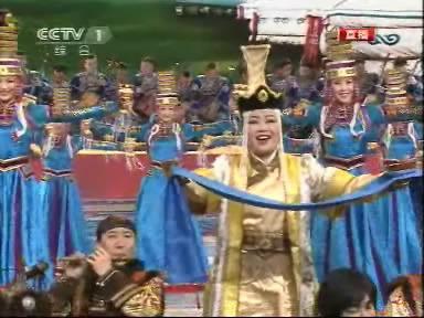 回族《数花》 表演:宁夏歌舞团;壮族《美丽的姑娘》 表演:广西艺