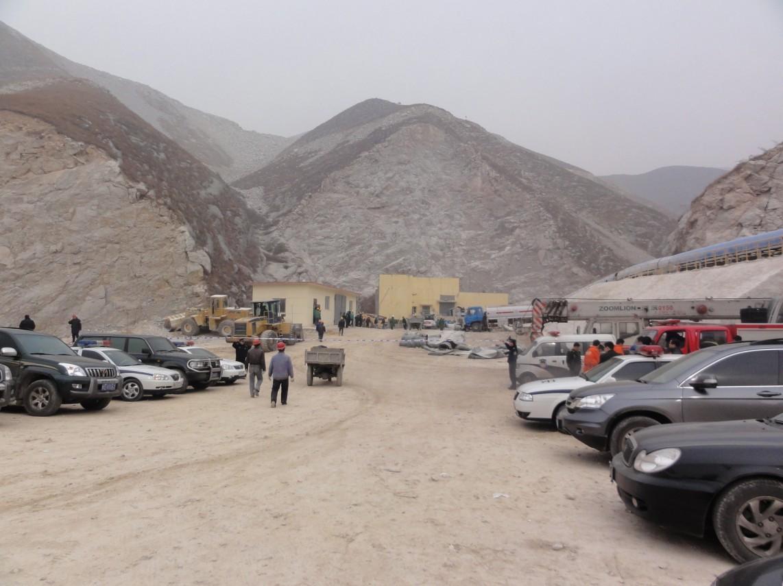 泾阳声威水泥厂实习报告_泾阳水泥厂坍塌发生46小时未发现生命迹象