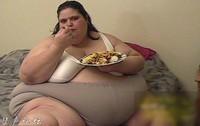 世界最肥胖的女人图片