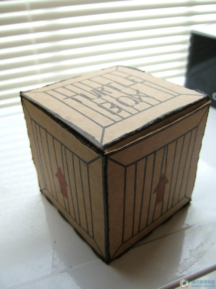 手工折纸步骤图解盒子