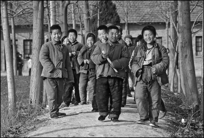 一个老外的80年代中国记忆