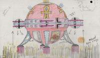 英最新披露上世纪70年代尘封UFO秘密档案(图)