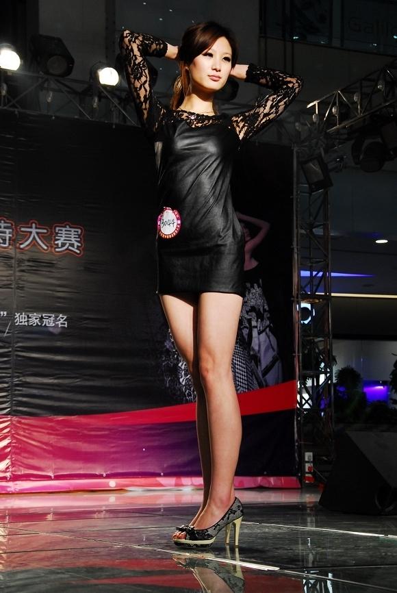 组图:新丝路湖北模特大赛第一批初赛晋级选手