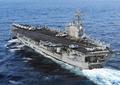 美航母驶往日本地震灾区
