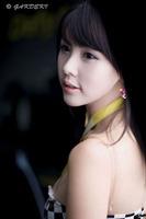 李智友整容前 韩国车模李智友整容前后大变身