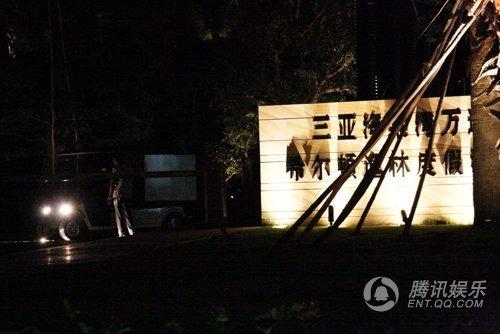 汪小菲大S婚礼所在酒店全面封锁 增派安保人员