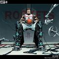 漫画:大姚钢筋铁骨重生 魔术TMAC枷锁中起飞