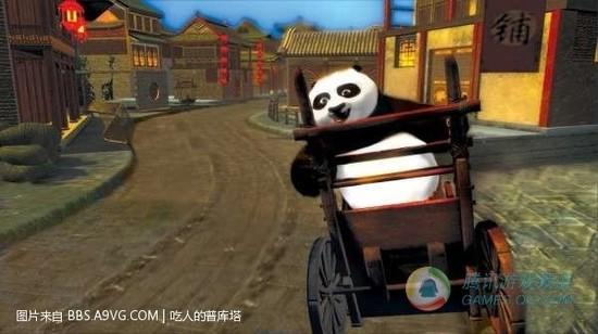 功夫熊猫2改编游戏 5月与电影同步发售